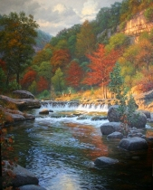 Autumn Sereinty | Mark Keathley
