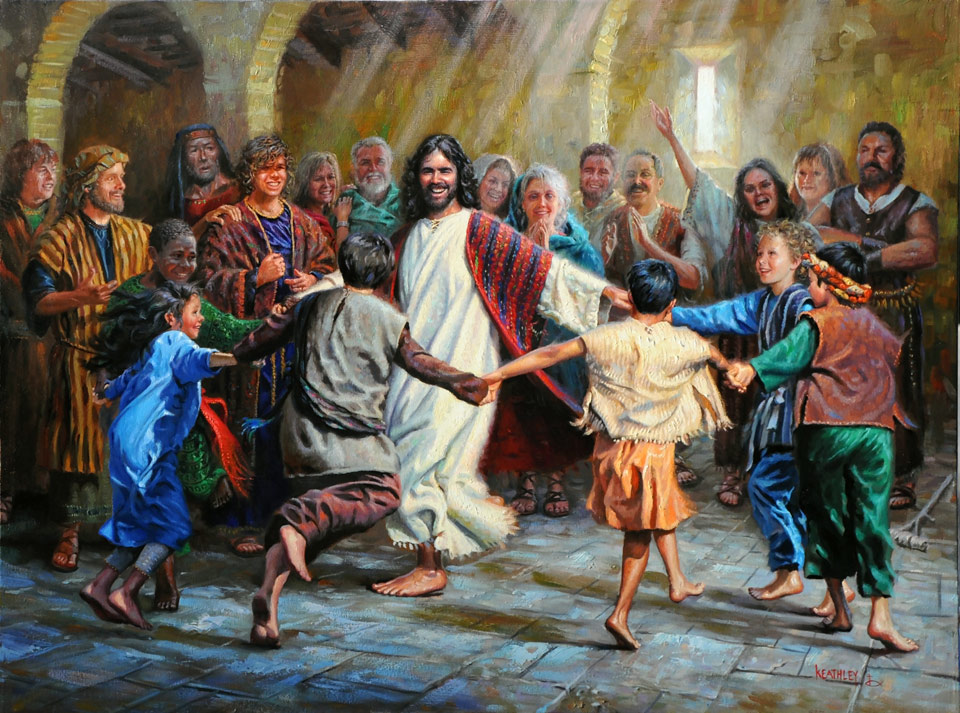 Mark Keathley's Dance of Grace