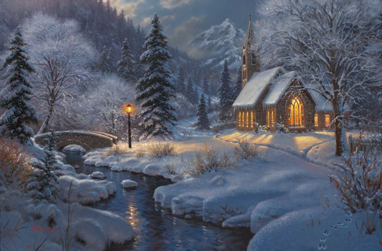 Mark Keathley Midnight Clear