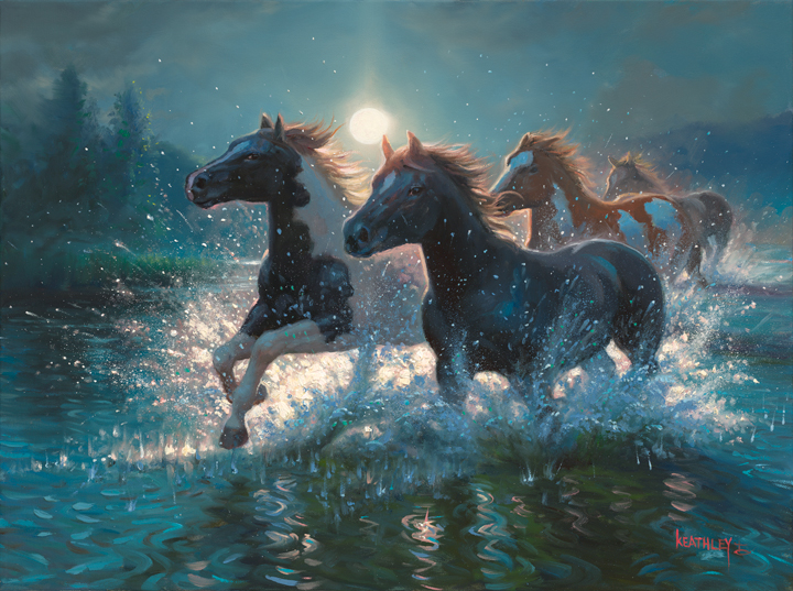 Mark Keathley Night Mares