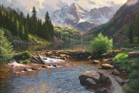 Rocky Mountian Grandeur | Mark Keathley