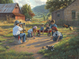 Art of Being Young | Mark Keathley