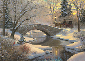 Evening Romance by Mark Keathley