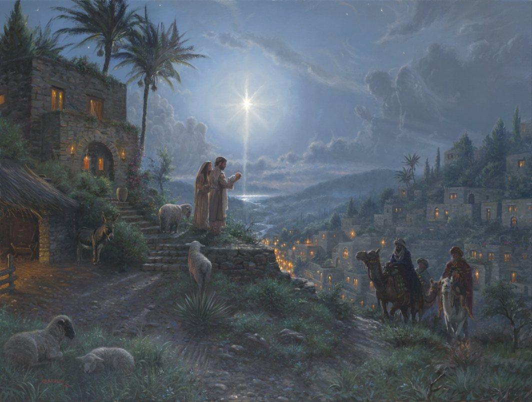 Light Of The World Mark Keathley