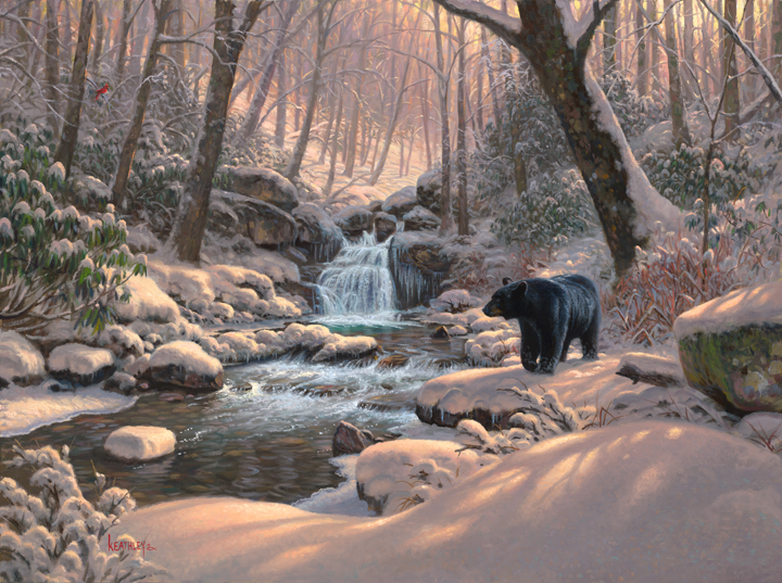 Seasons of Life IV by Mark Keathley