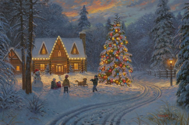 Smoky Mountain Christmas Mark Keathley