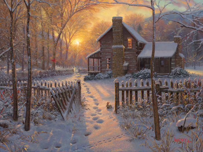 Mark Keathley Welcome Winter